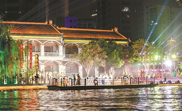 Performances to showcase beauty of Grand Canal in Wuxi