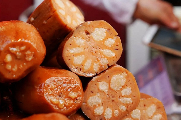 Favorite food for autumn in Wuxi