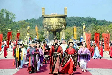 Tourist attractions present activities for May Day holiday