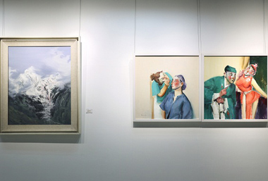 New art gallery opens in Xinwu district