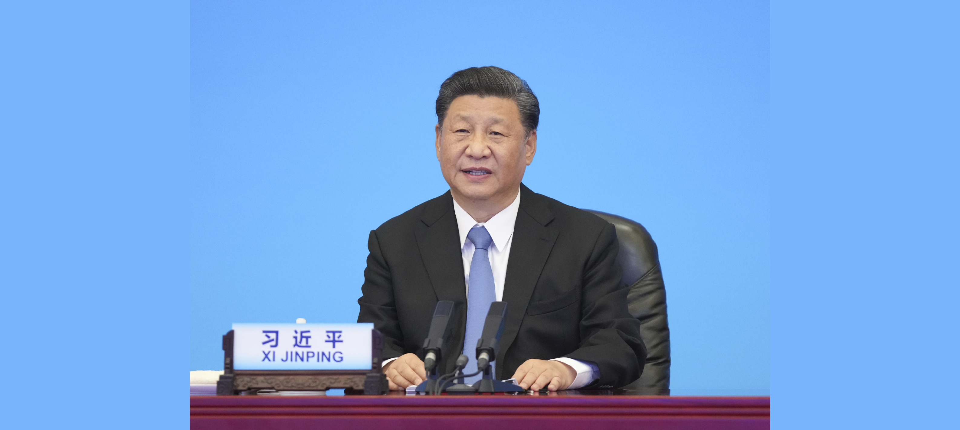 Xi urges world political parties to shoulder responsibility for pursuit of people's wellbeing, progress of mankind
