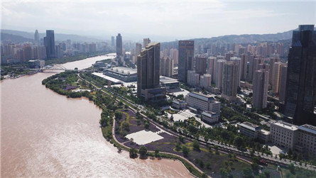 Yellow River ecological advancement highlights China's green development