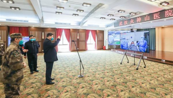 Chronicle of Xi's leadership in China's war against coronavirus