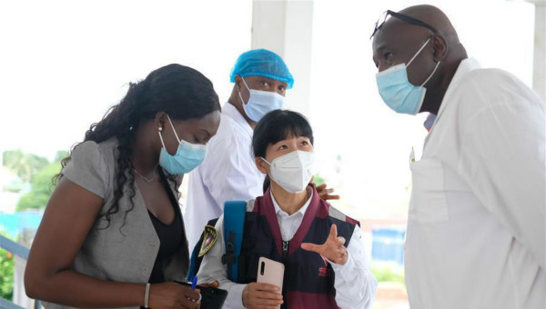 China does its best to aid global fight against pandemic, Xi says