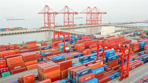 Cross-border e-commerce becomes major driving force for stabilizing global trade