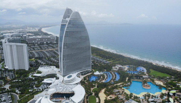 South China's Hainan witnesses strong growth of foreign investment