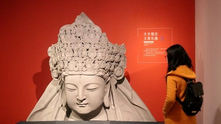 China sees notable achievements in protection and utilization of cultural relics over past five years