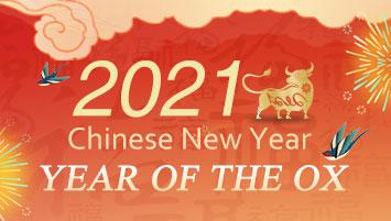 2021 Chinese New Year