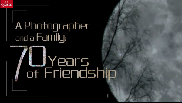 A photographer and a family: 70 years of friendship