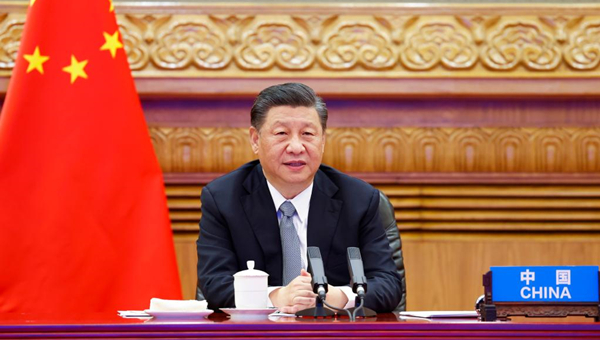 Full Text: Remarks by Chinese President Xi Jinping at Leaders Summit on Climate