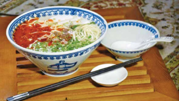 The Noodle Army: A Story of Moderate Prosperity