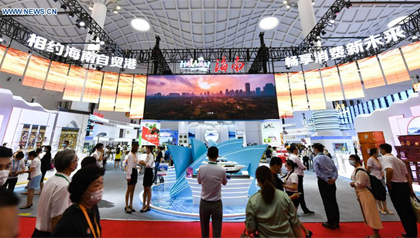 Global brands tap Chinese market via consumer products expo