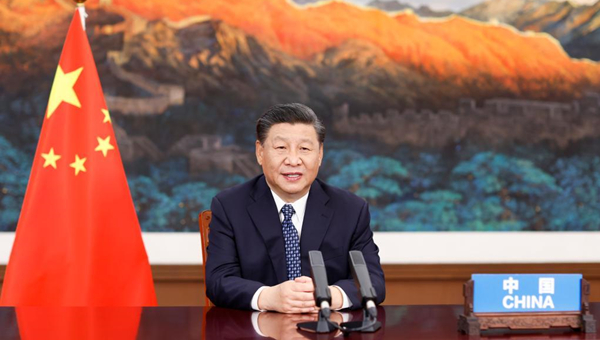 Full Text: Remarks by Chinese President Xi Jinping at the Global Health Summit
