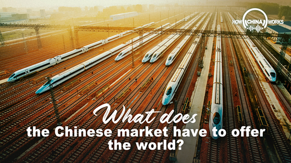 What does the Chinese market have to offer the world?