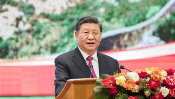 Xi congratulates Khurelsukh on election as Mongolia's president