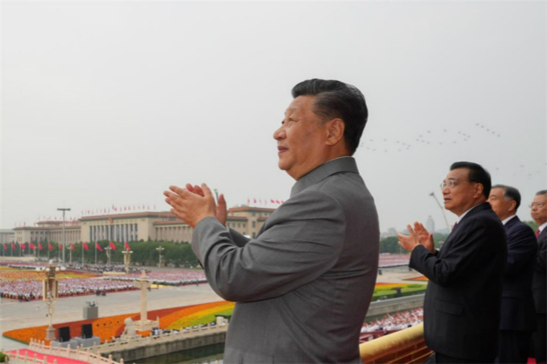 Xi rallies Party for