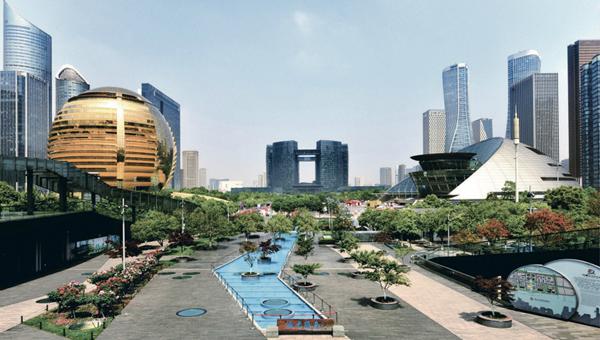 Hangzhou: Paragon of a Beautiful China