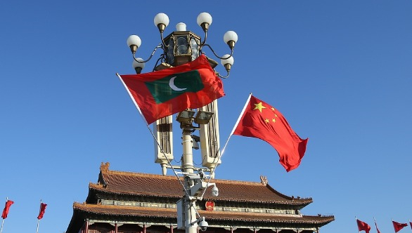Xi says China ready to push forward ties with Maldives