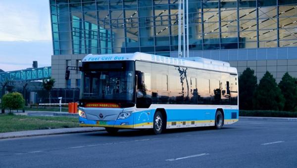 Co-host city of Beijing 2022 Winter Games Zhangjiakou pioneers hydrogen energy
