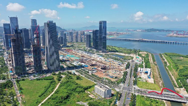China issues plan for further developing Shenzhen-Hong Kong cooperation zone