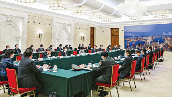 Implementing Whole-Process Democracy for High-Quality Legislative Work in the New Era