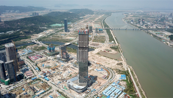 'One country, two systems' boon for Macao