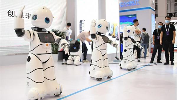 China's booming robotics industry shapes intelligent future