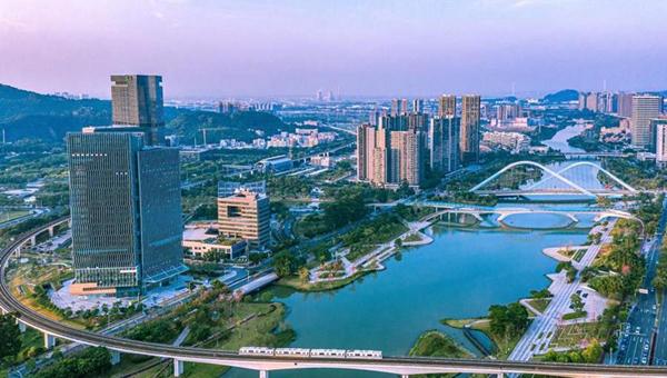 Nansha district in Guangzhou drives high-quality development with innovation