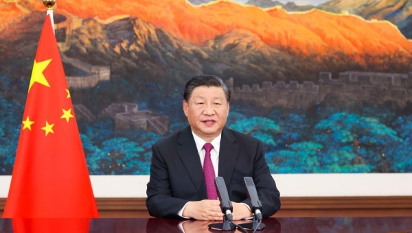 Xi sends video message for China Pavilion of Expo 2020 Dubai