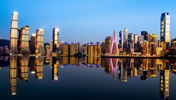 Chengdu-Chongqing economic circle, China's new economic engine