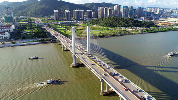 China issues plan for building Guangdong-Macao in-depth cooperation zone