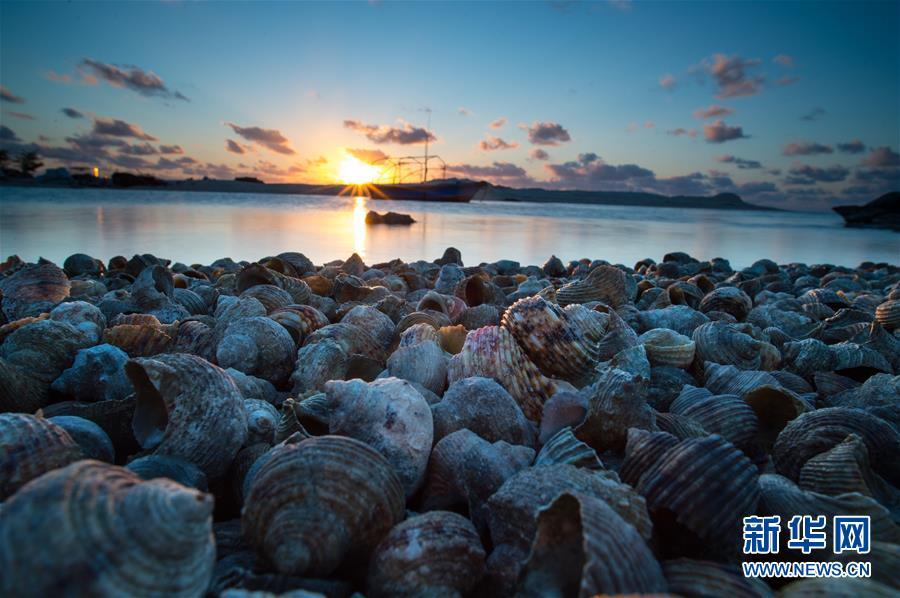 海南省三沙:南海海岛风光旖旎1.jpg