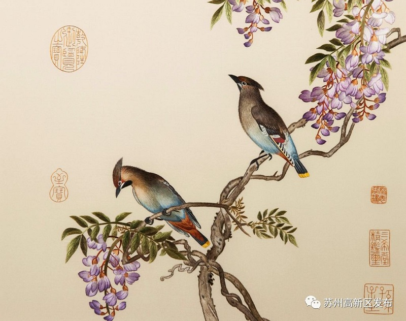 suzhou embroidery works to stun hong kong viewers12.jpg.jpg