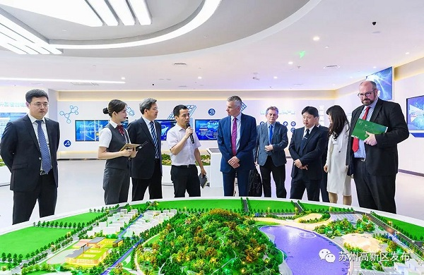 Bio-medical engineering institute settles in Suzhou New District2.jpg.jpg