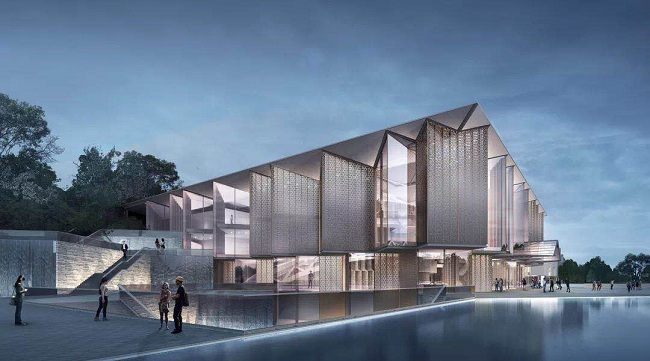 Suzhou Chinese Orchestral Music Hall to open in Sept_我苏网