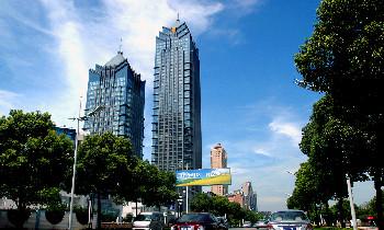 蘇州高新区獅山ビジネス革新区は建築経済のモデルチェンジアップを推進中