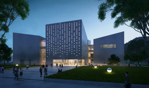 蘇州博物館西館、まもなく竣工=高新区
