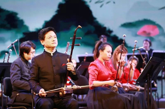 Wuxi establishes Chinese orchestra