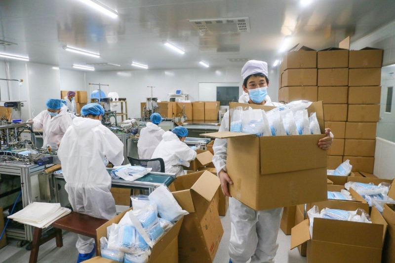 Daxing issues measures to support epidemic prevention and control