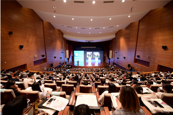The Forum on Science Literacy and Women in Science and Technology and the 11th Forum on Women Scientists are held in Beijing on Sept 18.png