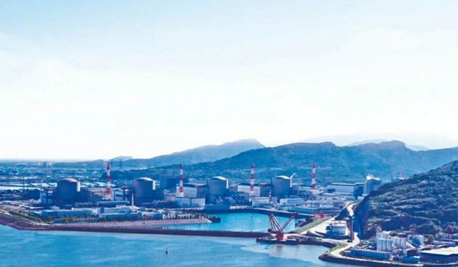 Tianwan nuclear power plant's unit 5 ready for commercial operation