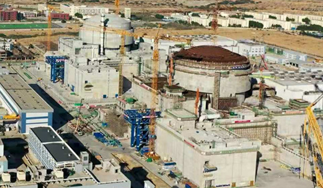 Karachi nuclear power plant's K-2 Unit starts fuel loading