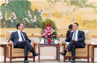 CPPCC vice-chairperson meets Portuguese guest in Beijing