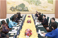 CPPCC system a 'more advanced' model of democracy, say African parliamentarians