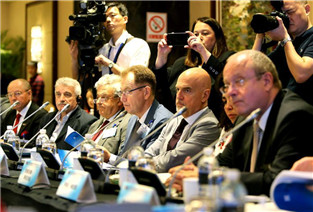 17th Meeting of China-EU Round Table held in Shanghai