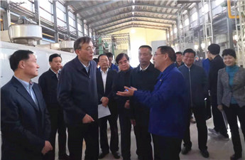 CPPCC Committee on Economic Affairs conducts field research in Shaanxi and Shanghai