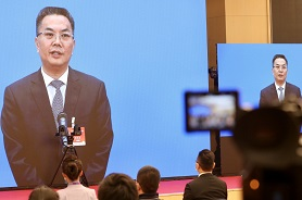 Macao firmly backs national rejuvenation