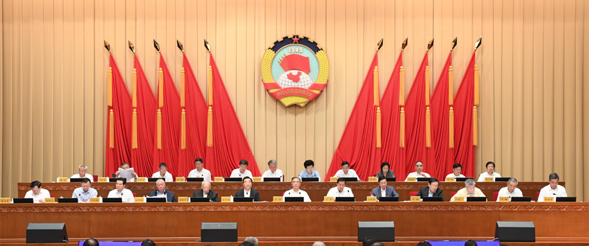 Members of CPPCC National Committee meet on economic, social planning