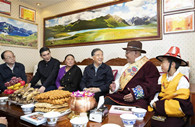 Wang Yang stresses importance of implementing guiding principles on Tibet
