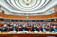 CPPCC members attend video conference